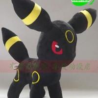 197 - Boneka Umbreon Boneka Eevee 30cm Boneka Pokemon