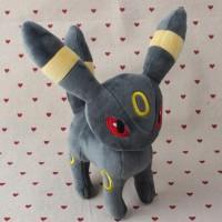 197 - Boneka Umbreon Boneka Eevee 20cm Boneka Pokemon