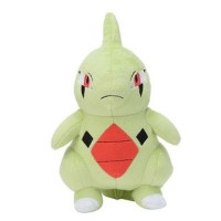 246 - Boneka Larvitar 25cm Original Pokemon Center