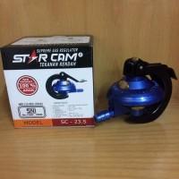Star Cam SC 23-S Regulator Gas