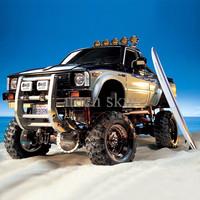 Tamiya 1/10 Toyota Hilux High Lift 4x4 3Speed EP Crawler CarKit 58397