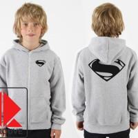Jaket Sweater Anak Superman - Misty