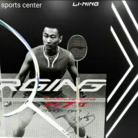 Raket Bulutangkis / Badminton Lining N7 II ( Zhang Nan )