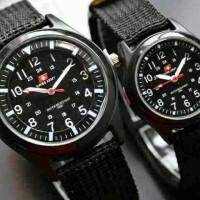 jam tangan wanita /cewek / couple swiss Army jtr 072