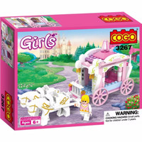 COGO 3267 Girls Kereta Kencana