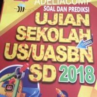 BUKU UN SOAL DAN PREDIKSI SD EDISI 5 TAHUN 2018