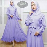 888- Ranita lavender+ pashmina 113.000