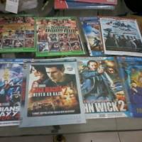 Jual Film Bioskop / SerialTV Kaset DVD / CD Di Jual PerBuah Termurah!!