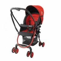 stroller Graco Citilite R Red Poppy 6Y69RDPK Kereta Dorong