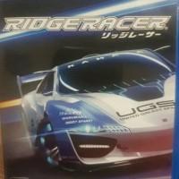 Ridgeracer PS Vita Bekas / used Region 3
