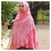 Jual Khimar Aisha - Khimar Hijab nonpet - instant syria Murah