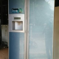 kulkas pintu 2 jumbo merk LG