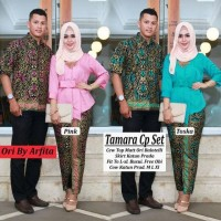 arumi cp set / kebaya kutubaru couple / batik couple