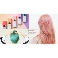 Jual April Skin Turn Up Color Treatment / Cat Rambut Non tidak permanent Murah