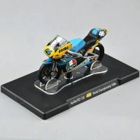 Diecast 1/18 Scale VALENTINO ROSSI Aprilia RS125 World Champions 1996