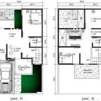 rumah type 36/2 lantai siap bangun