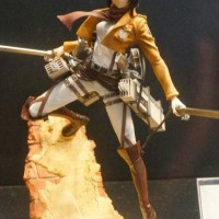 Furyu Mikasa Ackerman ORI Japan PVC Figure SNK Attack On Titan AOT