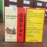 Tang Kui Pil Sehat Wanita - Vitamin Sirkulasi Tambah Darah Haid