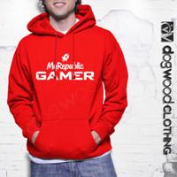 L181 Jaket Hoodies Sweater Gamer My Republic KODE PL181