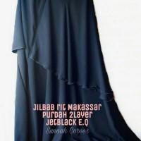 Jilbab cadar rit