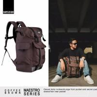 Jual Tas Ransel Backpack Punggung -  Pria Wanita - Cowok Cewek - Rayleigh  Murah