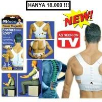 harga Jual Posture Sport Magnetik Penyanggah Punggung Tokopedia.com