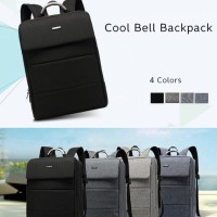 Jual COOLBELL CB-6707 15.6 Inch Laptop Backpack Unisex Waterproof Murah