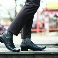 Jual Sepatu Cevany Pantofel Kulit Asli / Sepatu Formal Casual Pria Murah