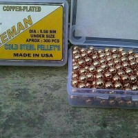 bb 6mm beeman / bb cal 6mm beeman bb gotri steel isi 300 cal 6mm segel