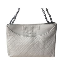 Tas Branded Tory Burch Alexa Quilted Leather Tote Bag