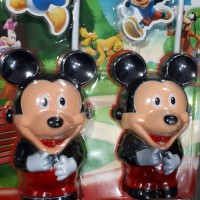 Sweetmomshop Mickey Mouse Walkie Talkie