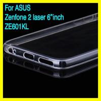 Case Bening Murah Asus Zenfone 2 Laser 6inch Clear Casing Hp 6 inch