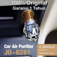 IONKINI Car Air Purifier Ionizer JO-6281 Premium Gift Box Original