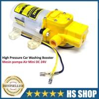 Jual Mesin Pompa Air Elektrik High Pressure 12V mengencangkan semprotan air Murah