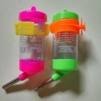 Dot Hamster landak mini - Tempat minum / botol minum hamster landak