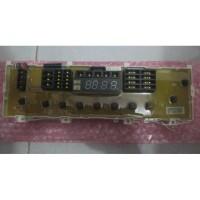 PCB MODUL MESIN CUCI 1 TABUNG LG 10 TOMBOL WF S10CR TS12CM