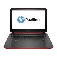 "Notebook / Laptop HP Pavilion 14-V203TX ""RED"" Intel Core i5-5200U"