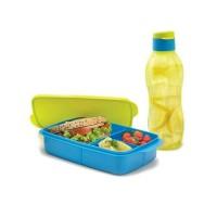 Jual Paket Tupperware Cool Teen ( bekal/lunch set) Murah