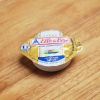 Elle & Vire Unsalted Butter 10gr x 10 pak (Baby Butter) (Khusus Gojek)