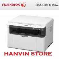 PRINTER FUJI XEROX DOCUPRINT M115W - Wireless Multifungsi