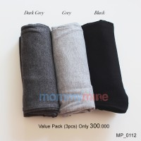 Mommymine Celana Legging Hamil/1 Set 3pcs (MP_0112)