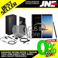 [TERMURAH]READY SAMSUNG Galaxy Note 8 64GB Black Garansi Resmi 1 Tahun