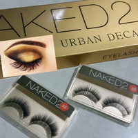 Bulu Mata Palsu Naked Urban Decay Fashion Eyelash Natural Looking A6