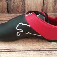 100% ORIGINAL PUMA Future Cat SF OG Ferrari Sepatu Sneakers - HITAM