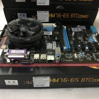 ETH miners (with i3 cpu) motherboard 8 VGA mother board bitcoin