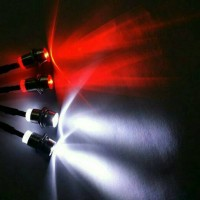 lampu led headlamps headlights metal rc axial hpi hsp Traxxas kyosho