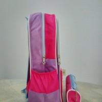 HOT ITEM Tas ransel SD Little Pony dan tempat pensil tas anak paud tk