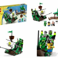 LEGO 3817 : SpongeBob The Flying Dutchman