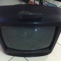 TV tabung Panasonic 21 inch