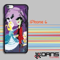 iPhone Case - iPhone 6 Adventure Time with Fionna Cake Cover